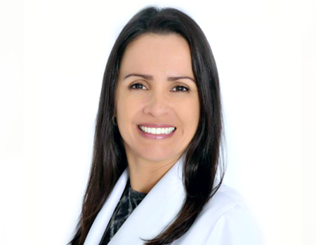 Dra. Cristina de Oliveira Cunha